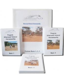 Silversand Horsemanship Program Basic 1, 2, 3