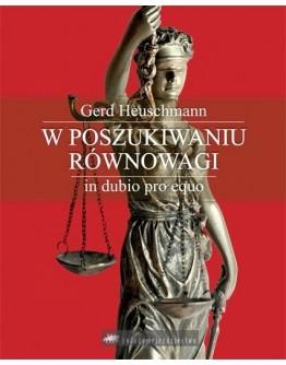 Gerd Heuschmann W poszukiwaniu równowagi
