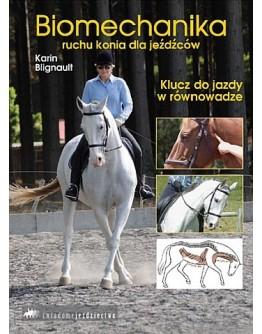 Karin Blignault Biomechanika ruchu konia dla jeźdźców