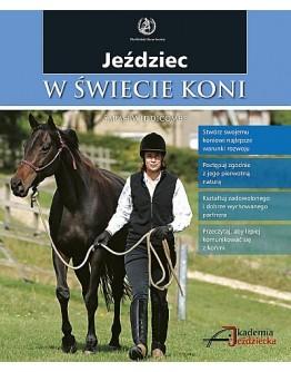 Sarah Widdicombe Jeździec w świecie koni