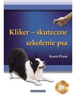 Karen Pryor Kliker - skuteczne szkolenie psa