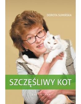 Dorota Sumińska Szczęśliwy kot