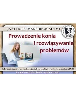 Prowadzenie konia i rozwiązywanie problemów