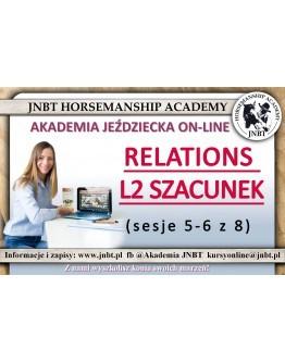 Relations L2 Szacunek sesje 5-6z 8