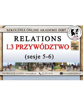 Program Relations - L1 Zaufanie sesja 5-6