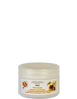 Preparat do pielęgnacji skóry z woskiem pszczelim 250ml