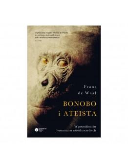 Frans de Waal: Bonobo i ateista. W poszukiwaniu humanizmu wśród naczelnych