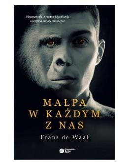 Frans de Waal: Małpa w każdym z nas