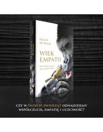 Frans de Waal: Wiek empatii. Jak natura uczy nas życzliwości