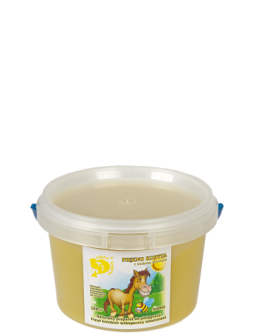 Preparat do pielęgnacji kopyt z woskiem pszczelim 500ml