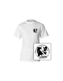 T-shirt z logo JNBT (sito)